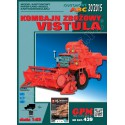 VISTULA, cosechadora, 1:25, GPM + laser frames