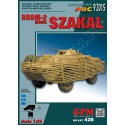 BRDM-2 SZAKAL M96ik, 1:25, GPM