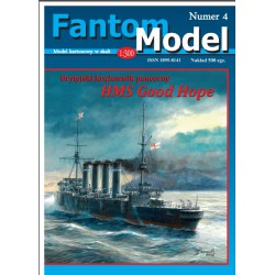 HMS Good Hope, 1914, 1:300. Fantom Model