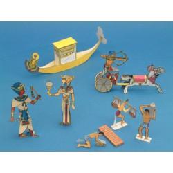 En la tierra del Faraón