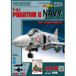 F-4J Navy Phantom II, GPM, 1:33