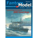 HMS Good Hope, Fantom Model, 1:200