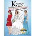 KATE: The Duchess of Cambridge Paper Dolls, DOVER, Eileen Rudisill Miller