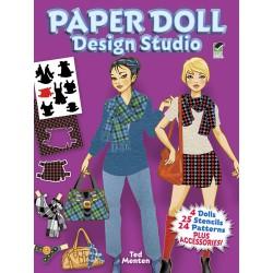 Paper Doll Design Studio, DOVER, Ted Menten