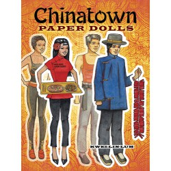 Chinatown Paper Dolls , DOVER, Kwei-lin Lum