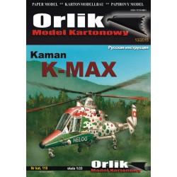 Kaman K-MAX, ORLIK, 1:33