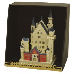 Schloss Neuschwanstein, Paper Nanoblock.