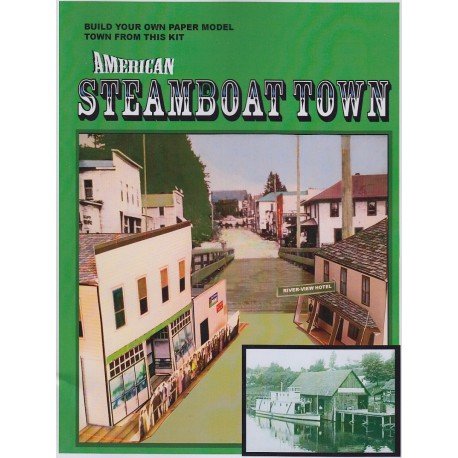 American Steamboat Town