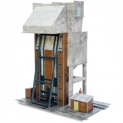 Coaling Tower, Superquick, 00 y H0