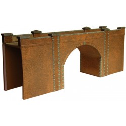 Bridge/ Tunnel Portals, Red Brick, Superquick, 00 y H0