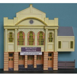 Low relief theatre, Mainstreet, 00