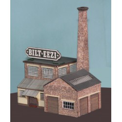 Goods shed, factory or dairy, Bilt-Eezi, N