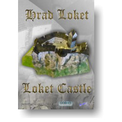Loket Castle , Castillo, Z-ART, 1:300