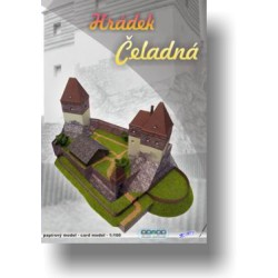 Celadna Castle , Castillo, Z-ART, 1:160