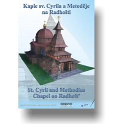 St Cyril and Methodius Chapel, Z-ART, 1:120