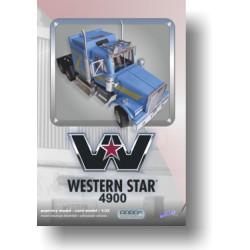 U.S. Western Star truck 4900, Z-ART, 1:32