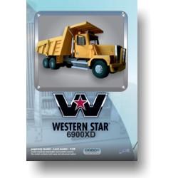 U.S. Western Star truck 6900, Z-ART, 1:32