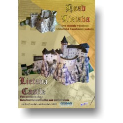 Lietava Castle , Castillo, Z-ART, 1:300