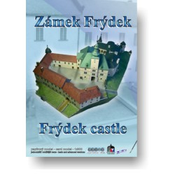 Frydek Castle , Castillo, Z-ART, 1:300