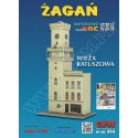ZAGAN, 1:150, GPM. Maqueta recortable.