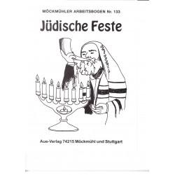 Fiestas Judias. Aue Verlag.