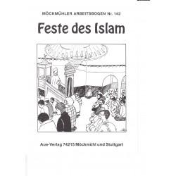 Fiestas del Islam. Aue Verlag.