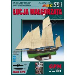 Lucja Malgorzata , GPM, 1:96 + LASER FRAMES