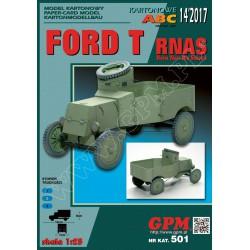 FORD T RNAS, GPM, 1:25