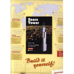 Sears Tower, Paper Landmarks, ACERO