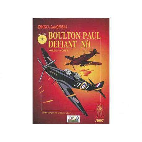 Boulon Paul Defiant Nf1