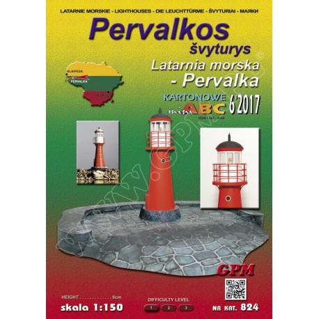 PERVALKA - PERVALKOS, 1:150, GPM