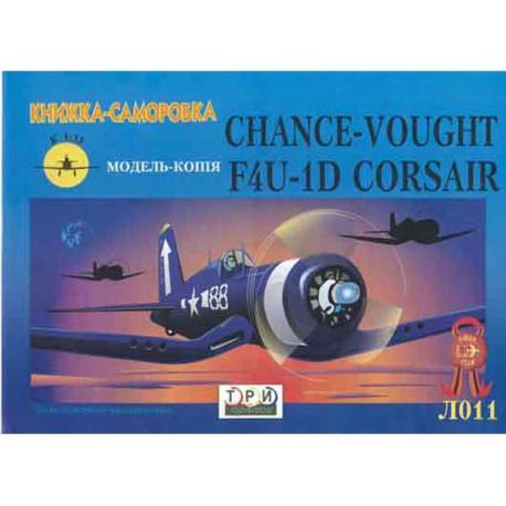 CHANCE-VOUGHT F4U-1D CORSAIR