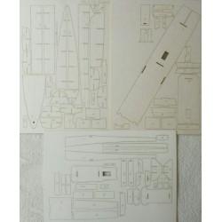 PR. 21631 BUJAN-M, ORLIK, 1:200, Laser frames