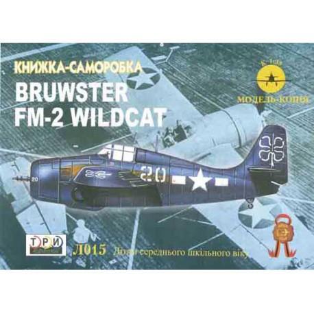 BRUWSTER FM-2 WILDCAT