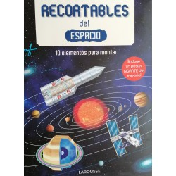 RECORTABLES DEL ESPACIO