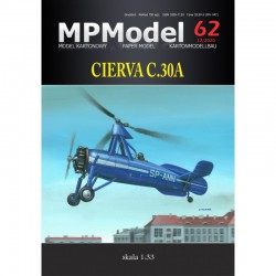 Cierva C.30a, ANSWER, 1:33