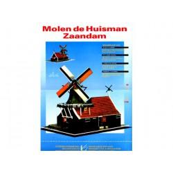 Molino de viento, Huisman Zaandam