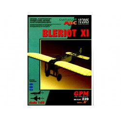 BLERIOT XI, GPM