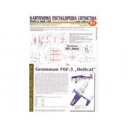 """Grumman F6F-3 """"Hellcat"""""""