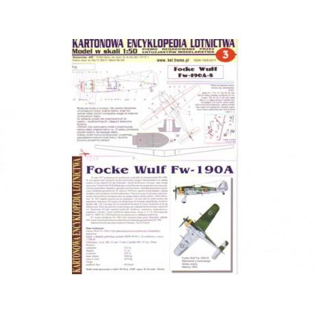 Focke Wulf Fw-190A