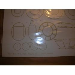 Laser Frames Gee Beer R-1, MODELIK