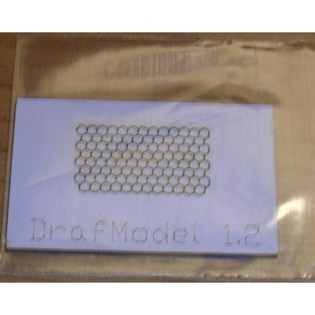 Nuts 1.2 mm 100 pcs, sin perforar