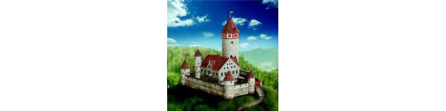 Palacios, Castillos y Fortalezas