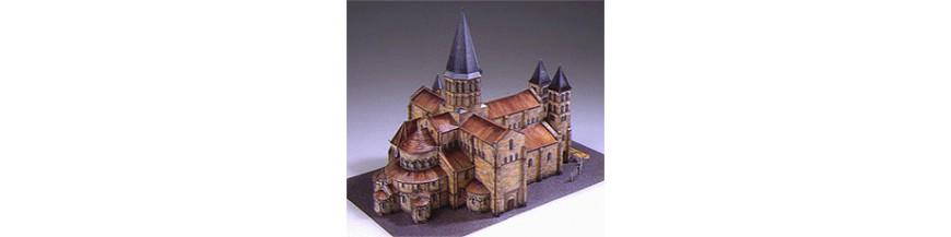 Iglesias, Catedrales y Templos