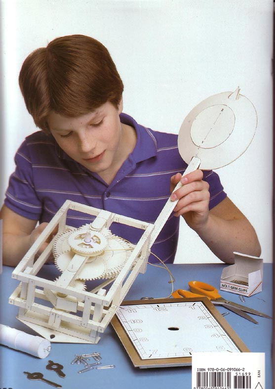 Make your own Working Paper clock. Haga clic para ampliar.